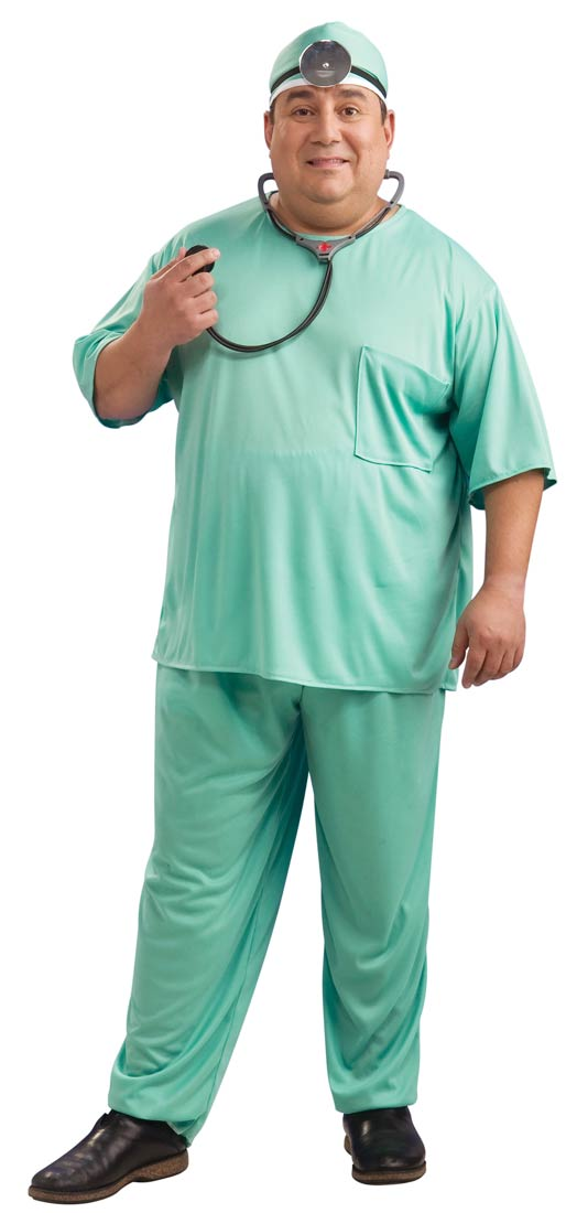 Here Are This Year's Most Predictable Halloween Costumes UNILAD doctor10621