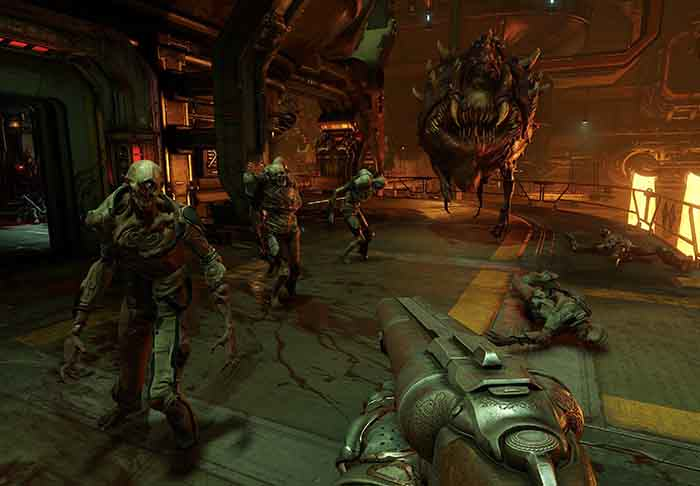 Closed Alpha Sign Ups For Dooms Multiplayer Are Now Available UNILAD doomthumb10