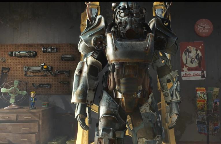 Fallout 4 PS4 Trophy List Revealed, Gives Glimpse Into Game UNILAD fallout bobblehead pic64514