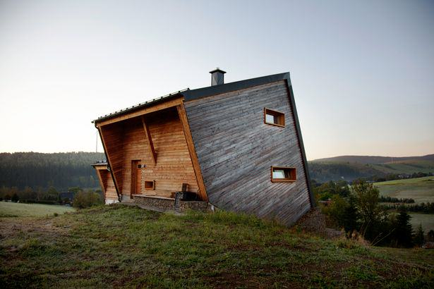 These Amazing Cabins Will Make You Want To Quit Your Job And Move UNILAD germany5