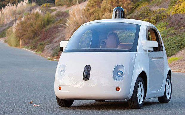 Driverless Cars May Have Been Programmed To Kill And Heres Why UNILAD google driverless 3147440b67806
