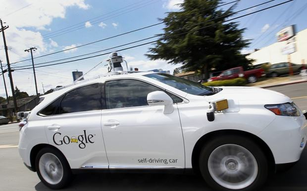 Driverless Cars May Have Been Programmed To Kill And Heres Why UNILAD googs 3481715b56495