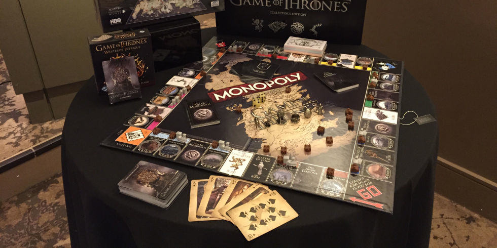 Winning Is Coming: Game Of Thrones Monopoly Is A Thing Now UNILAD got monopoly 18