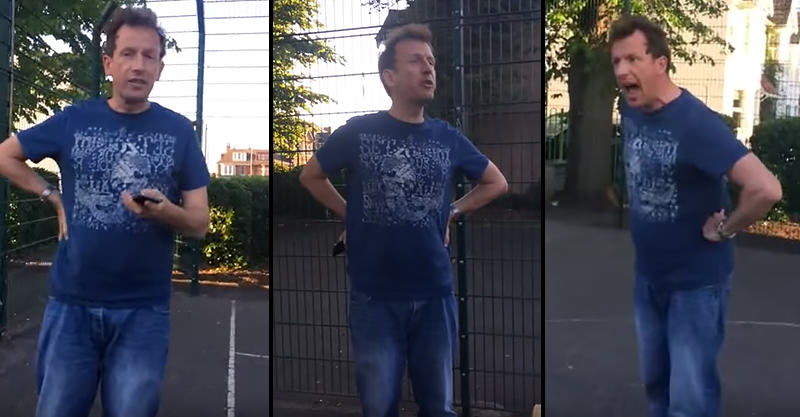 Move Over Ronnie Pickering, Theres A New Angry Shouting Man In Town UNILAD ha80256