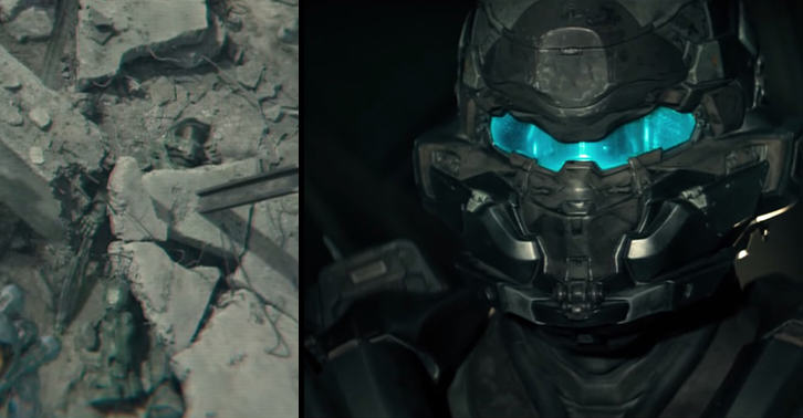 Live Action Halo 5 Advert Shows Master Chief Vs Spartan Locke UNILAD halo34