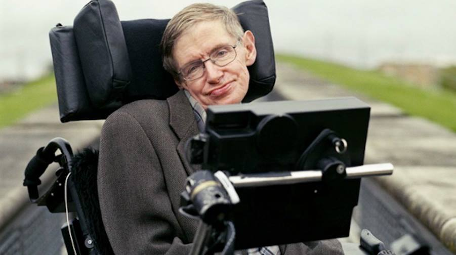 Stephen Hawking Predicted End Of World Weeks Before He Died UNILAD hawking 113
