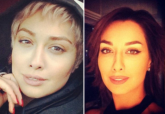 Iranian Actress Forced Into Exile For Posting Selfies Without Wearing A Hijab UNILAD hijab422929