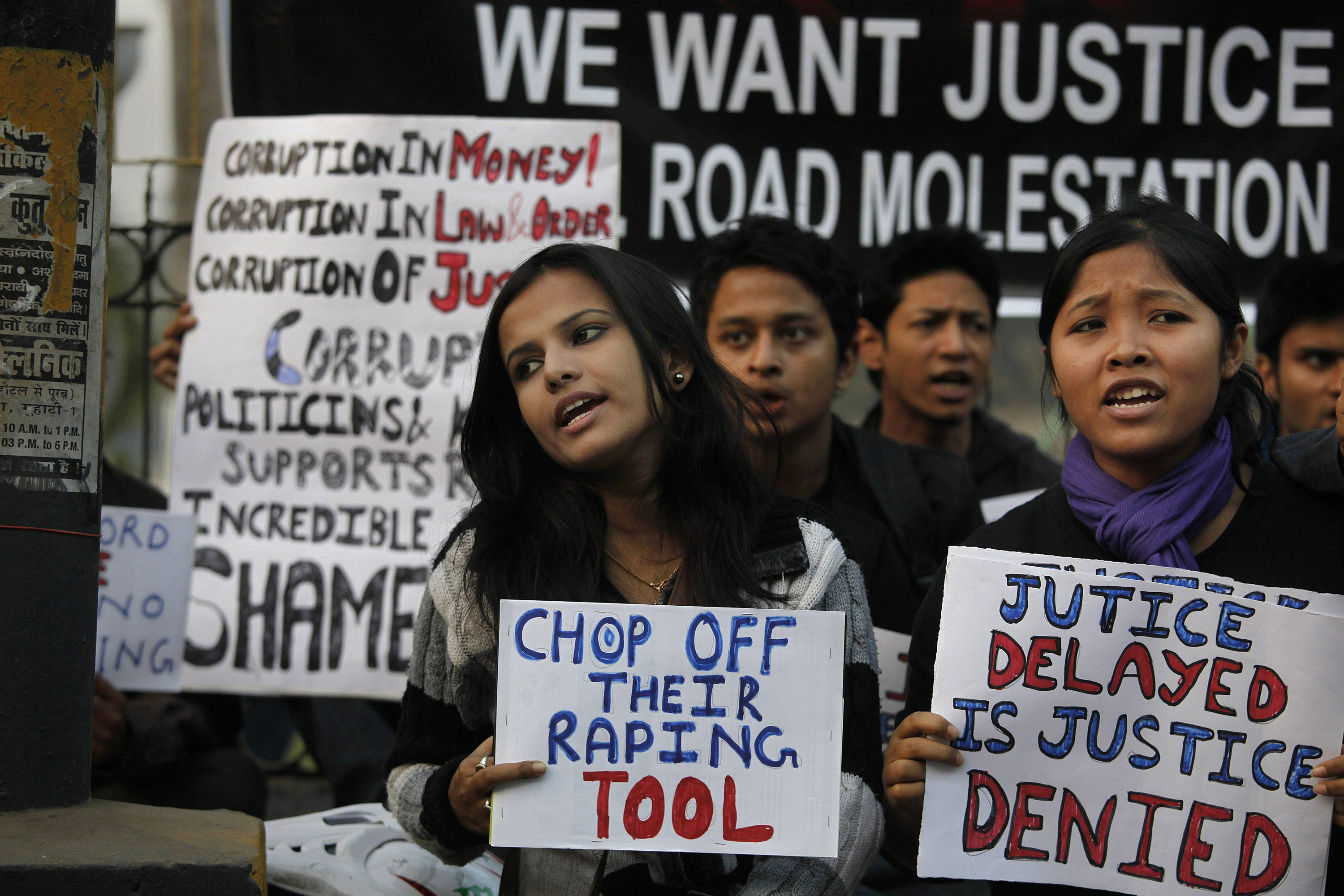 Teenage Girl Beheads Rapist's Five Year Old Son In Revenge For Attack UNILAD india rape 158365
