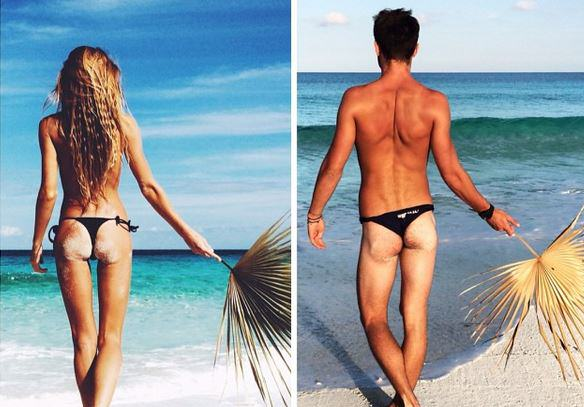 Who Wore It Better? These Guys Hilariously Mock Sisters And Girlfriends Instagram Pics UNILAD insta lol7274