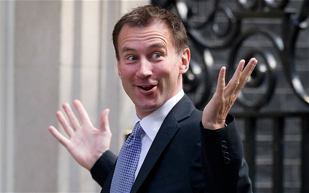 Junior Doctors March In London Again To Protest Contract Changes UNILAD jeremy hunt62779