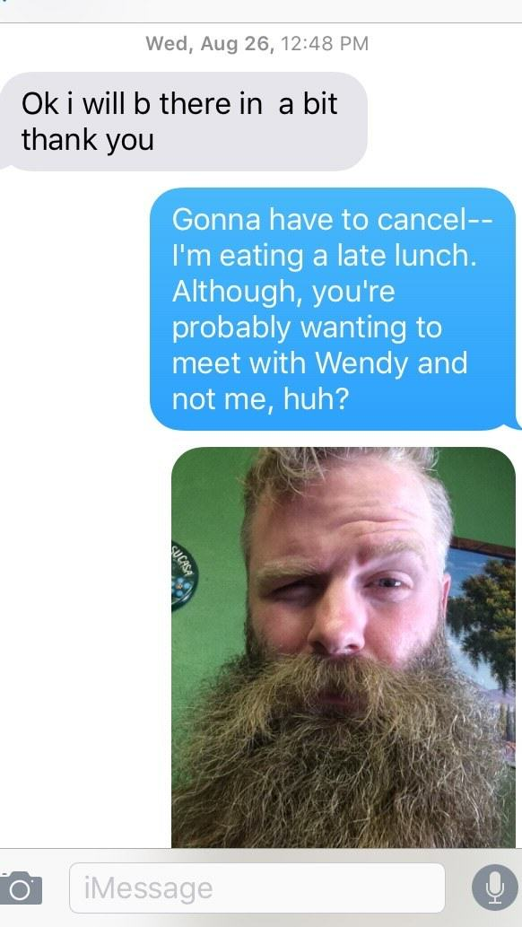 Bearded Man Wins The Internet With His Replies To These Accidental Texts UNILAD last17