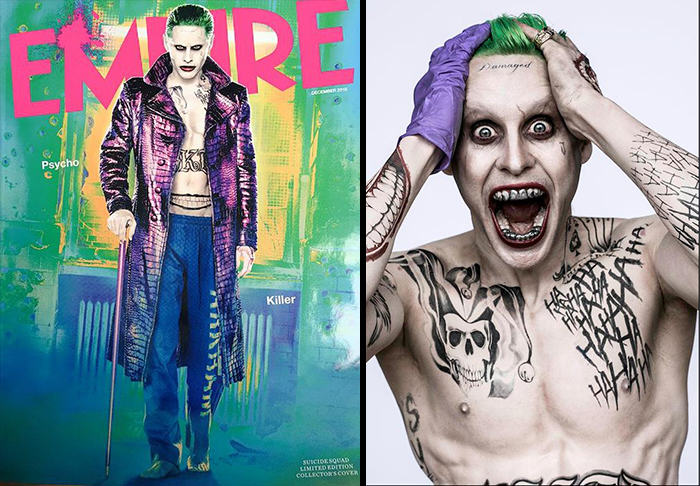 Jared Leto Says Playing The Joker Was Like Giving Birth Out