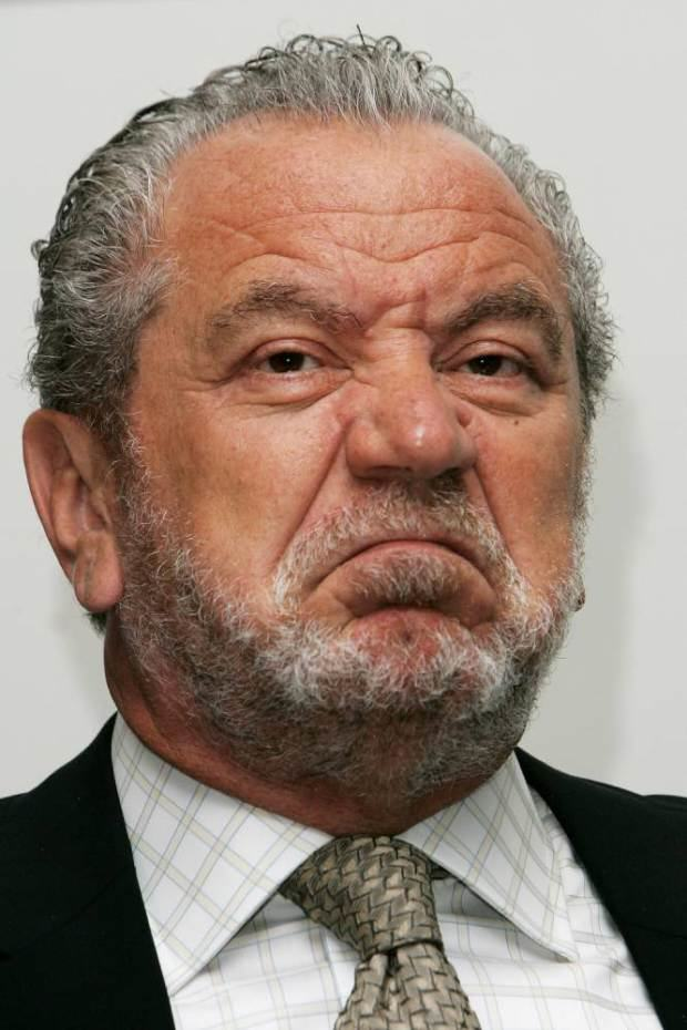 Lord Sugar Claims Nobody In The UK Is Really That Poor UNILAD lord sugar poor 12