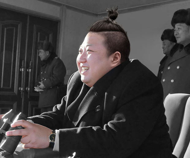 Someones Photoshopped Man Buns Onto World Leaders And Theyre Great UNILAD man bun 482774