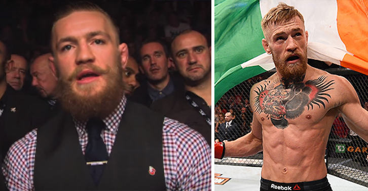 F*ck You And The Queen Says UFC Star Conor McGregor In Facebook Rant UNILAD mcgregor 5242569938