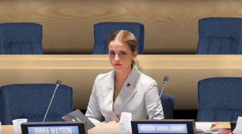 Images Show Bleak Reality Of How Women Are Represented In Politics UNILAD more women emma watson 810x4502