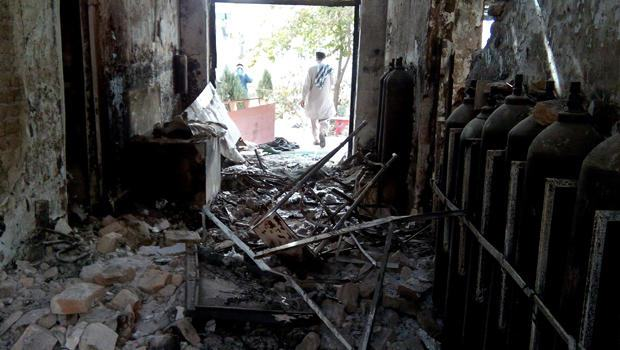 Report Claims U.S. Officials Knew They Were Bombing Doctors Without Borders Hospital UNILAD msf bomb 289442