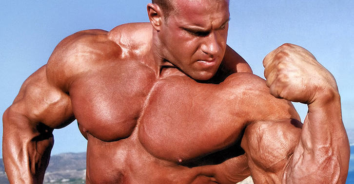 How Becoming A Meathead Makes You More Of A Man UNILAD muscl273774
