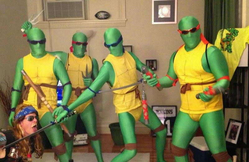 Here Are This Year's Most Predictable Halloween Costumes UNILAD ninjaa69209