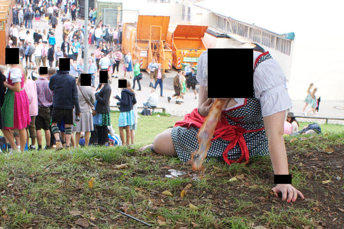 The Classic And Messy Moments Of Oktoberfest 2015 (NSFW) UNILAD okt740147
