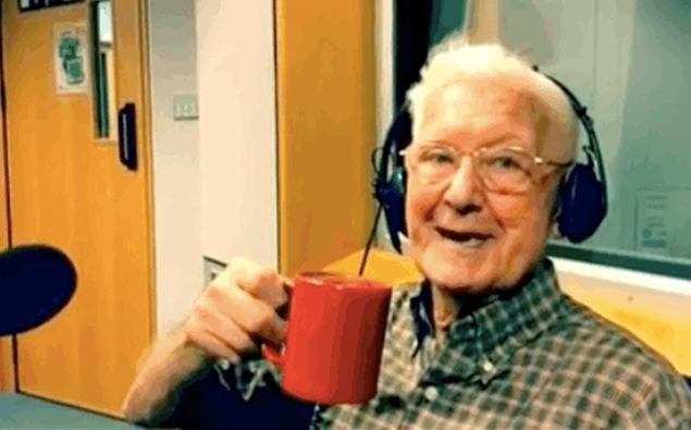 95 Year Old Man Calls Radio Station Because Hes Lonely, Gets Invited On UNILAD oldmanmain30035