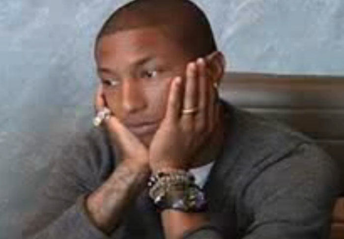 Pharrell Williams Looks Anything But Happy During Blurred Lines Deposition UNILAD pharrell364307
