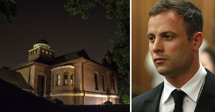 This Is The Plush Mansion Where Oscar Pistorius Will Spend His Sentence UNILAD pistorius mansion 3131915259