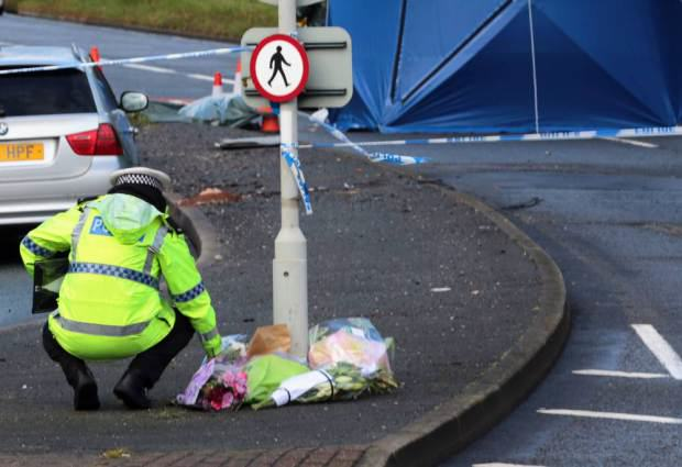 Police Officer Killed In Hit And Run By Stolen Vehicle Didnt Stand A Chance UNILAD police hit and run 25