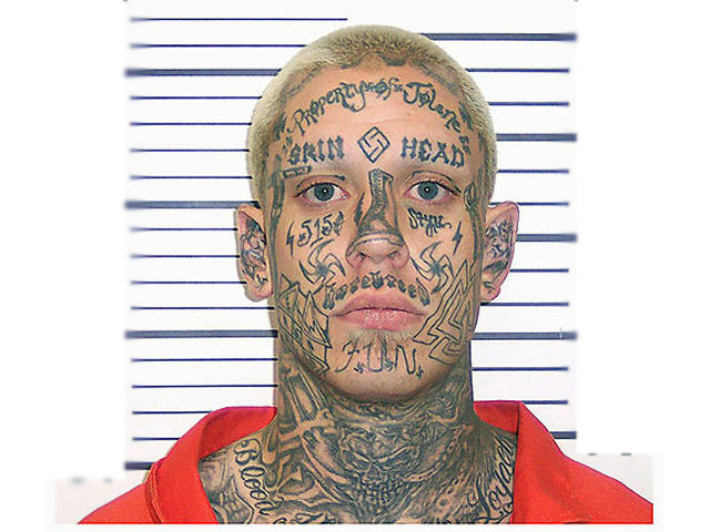 People With Tattoos Have Aggression Issues, Apparently UNILAD prison tat79985