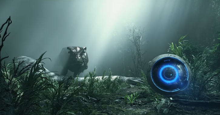 New Game Robinson: The Journey Will Mix VR With Dinosaurs UNILAD robinson1275937648