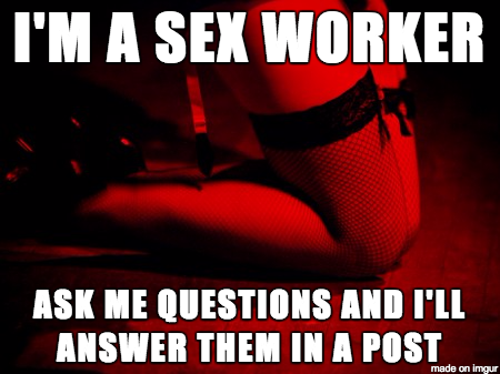 Sex Worker Invites Questions From Public, Answers Them All UNILAD sexw122
