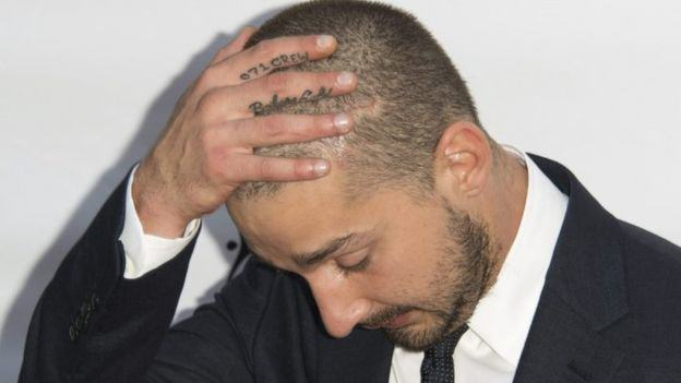 Shia LaBeouf Arrested And Charged For Being Drunk In Public UNILAD shia arrest 24