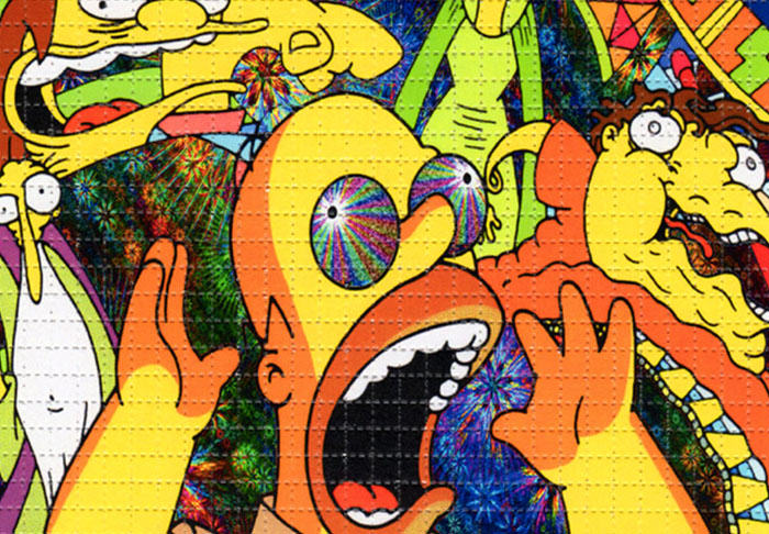 Man Drops Acid And Watches The Simpsons For Two Days, Reveals Philosophical Conclusions Online UNILAD simpsons312895