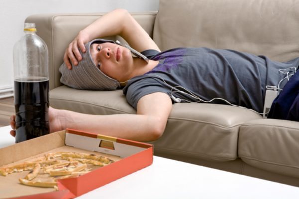 Lazing Around May Not Actually Be Bad For Your Health, Apparently UNILAD sit down 17
