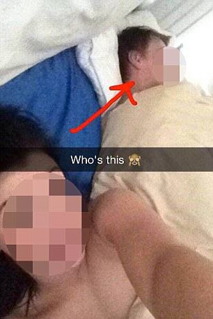 Netflix And Chill Has Officially Gone Too Far Judging By These Oversharing Snapchats UNILAD snapchat lol 1074569