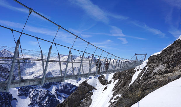 Here Are Ten Of The Most Ridiculous Bridges From Around The World UNILAD swiss bridge71602