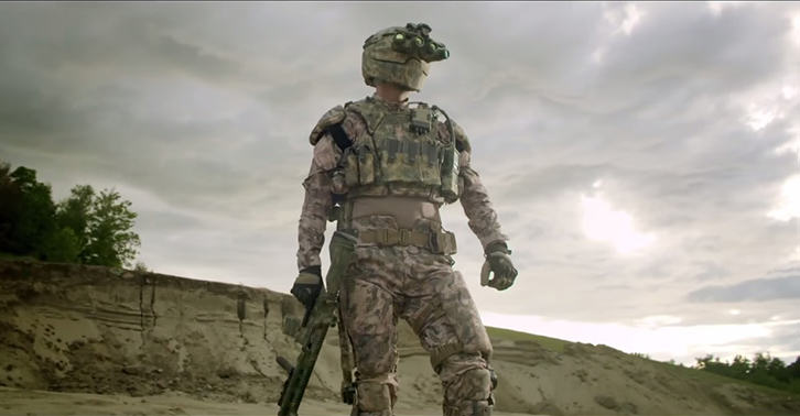 The U.S. Military Are Working On An Iron Man Style Talos Suit UNILAD talos316