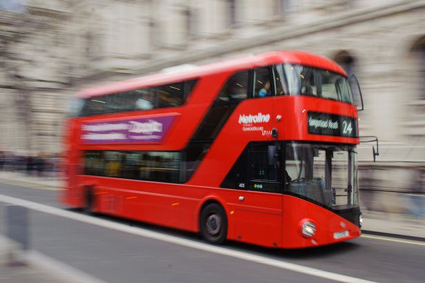 Woman Groped On London Bus Tracks Down Man Who Saved Her UNILAD thanks fr253245