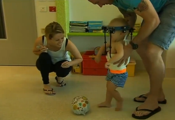 Doctors Reattach Toddlers Decapitated Head In Medical Miracle UNILAD todddler16