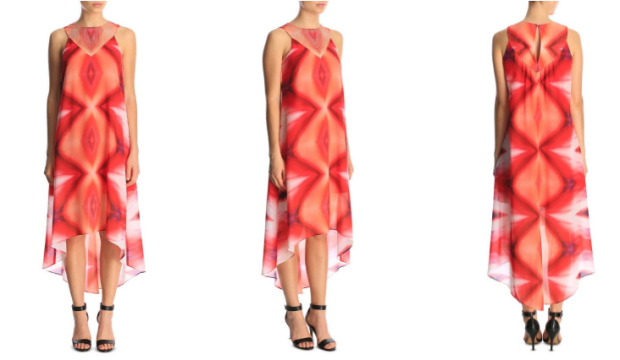 This Clothing Brand Didnt Notice Their New Dress Is Covered In Vaginas UNILAD vagina dress 388338