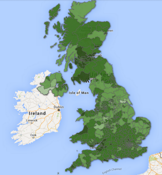 No Surprises Which UK Area Wants To Legalise Cannabis UNILAD weed415