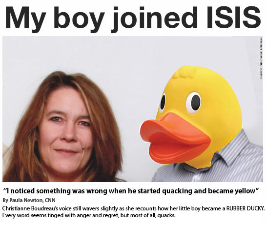 People Are Trolling The Shit Out Of ISIS Using Rubber Ducks 10