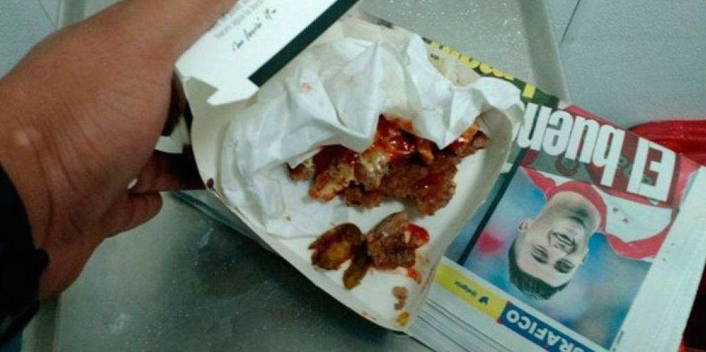 Seven Truly Disgusting Things People Found In Their Food In 2015 1024x1024 1