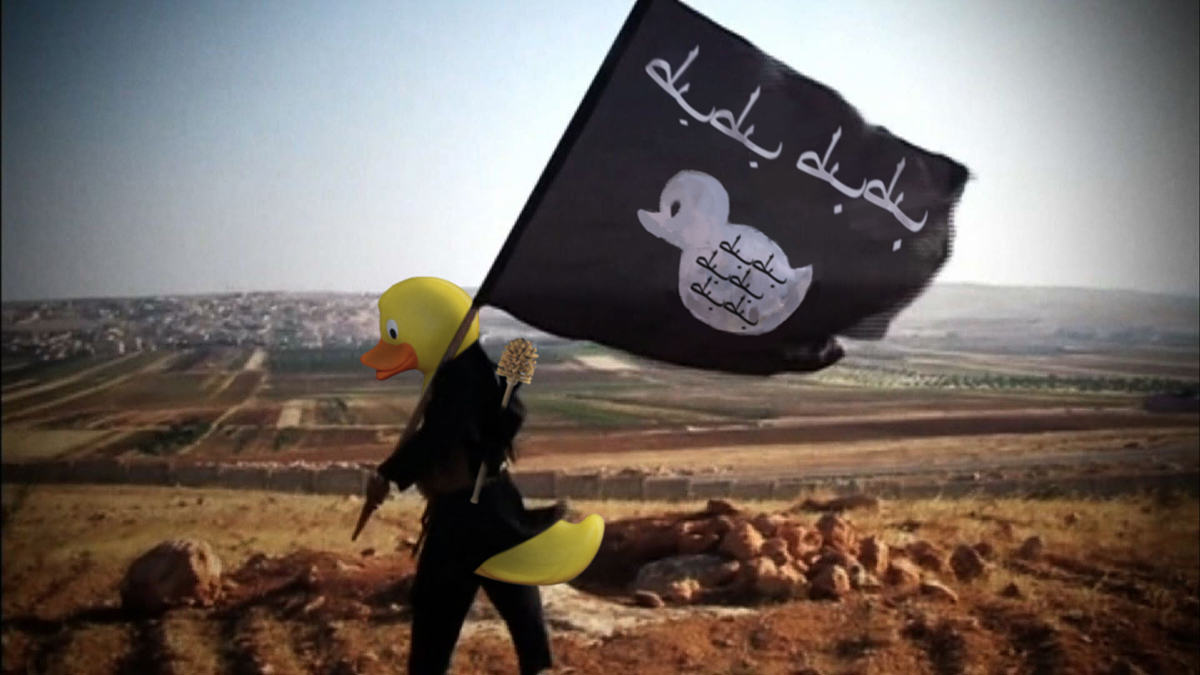 People Are Trolling The Shit Out Of ISIS Using Rubber Ducks 14