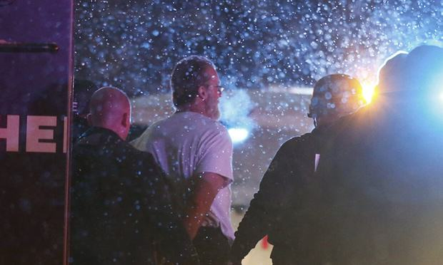 Three Dead After Lone Gunman Storms Abortion Clinic In The U.S. 2735