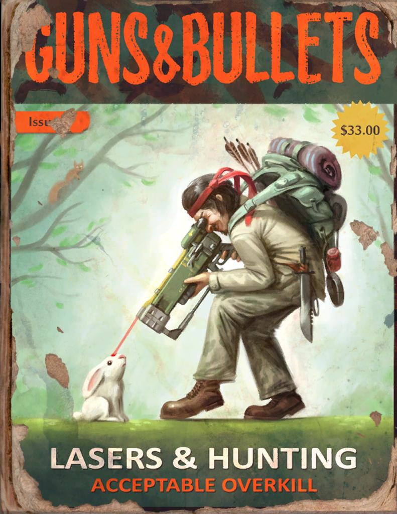 Fallout 4s Complete Magazine Collection Has Been Published Online 2970073 guns and bullets  2 book   fallout 4 by plank 69 d9hqc5i