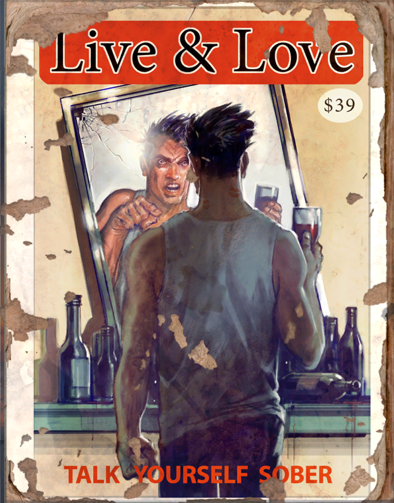Fallout 4s Complete Magazine Collection Has Been Published Online 2970108 live and love  14 book   fallout 4 by plank 69 d9hqeut