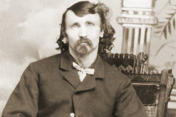 How A Murderous Cannibal Inspired Countless Folk Songs And A Hit Musical Alfred Packer portrait