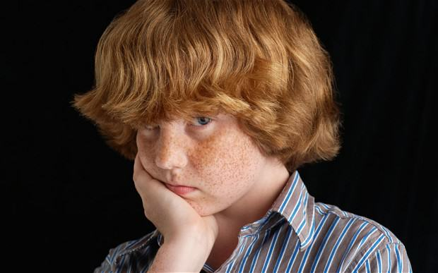 Stupid Kids Have Actually Started Kick A Ginger Day After Watching South Park B1H0E1 ginger hair 2706111b