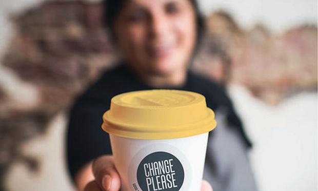 Big Issue Sellers Will Soon Be Selling Us Coffee COffee1